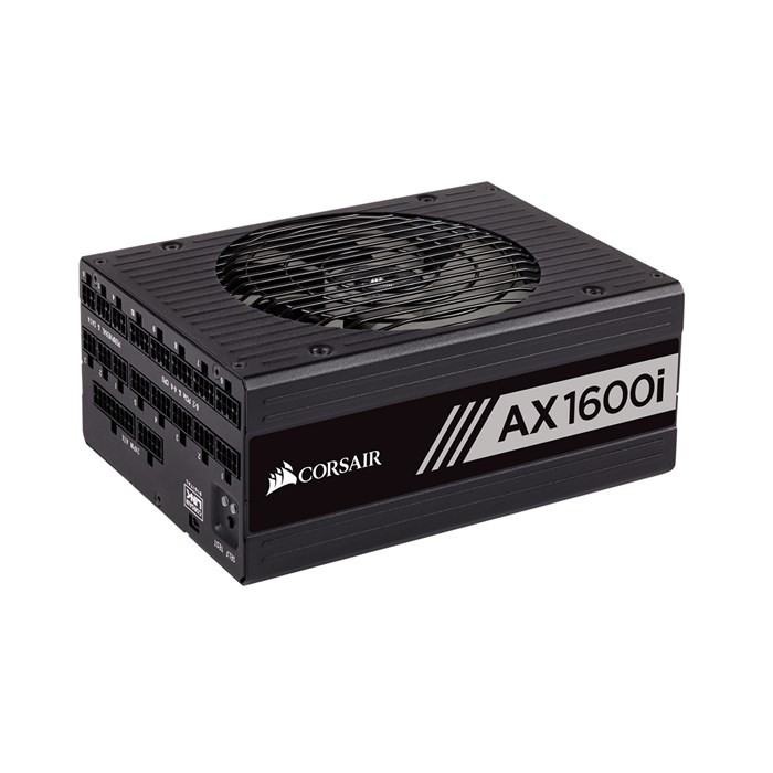 Corsair AX1600i 1600W Full Modular 80 Plus Titanium Power Supply