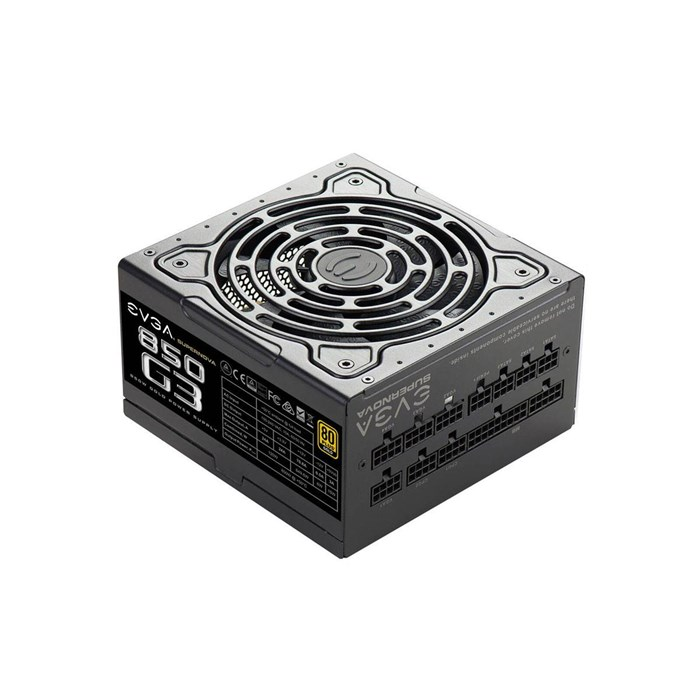 EVGA SuperNova 850 G3 850W 80Plus Gold Full Modular Power Supply