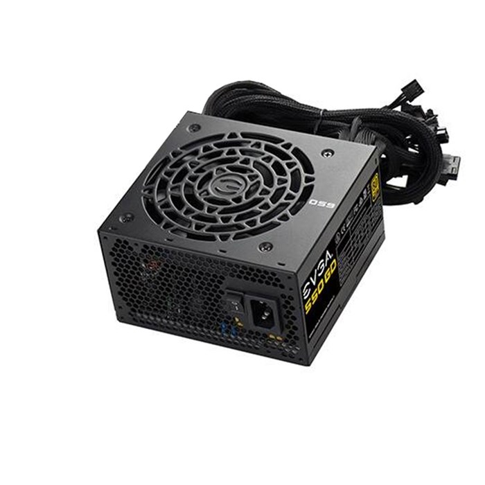 EVGA 550 GD 550W 80 Plus Gold Power Supply