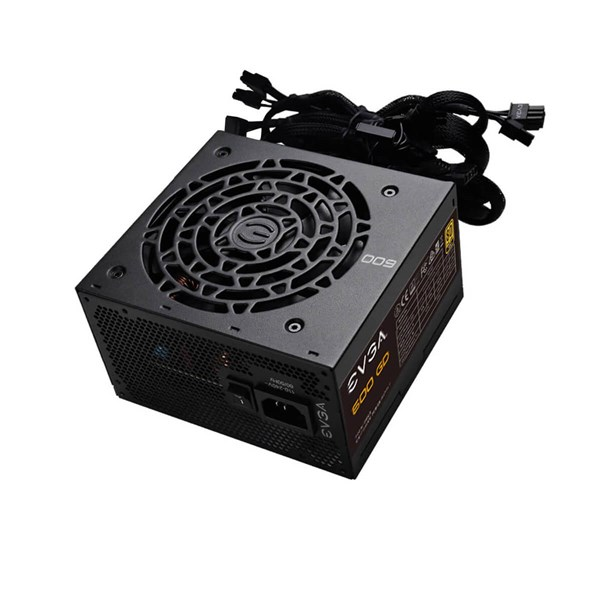 EVGA 600 GD 600W 80Plus Gold Power Supply