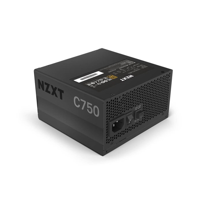 NZXT C Series C750 750W Full Modular 80Plus Gold Power Supply