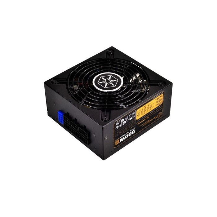 Silverstone SX500-LG 500W Fully Modular SFX Power Supply