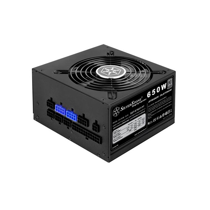 Silverstone Strider Series 650W Fully Modular 80 Plus Platinum Power Supply