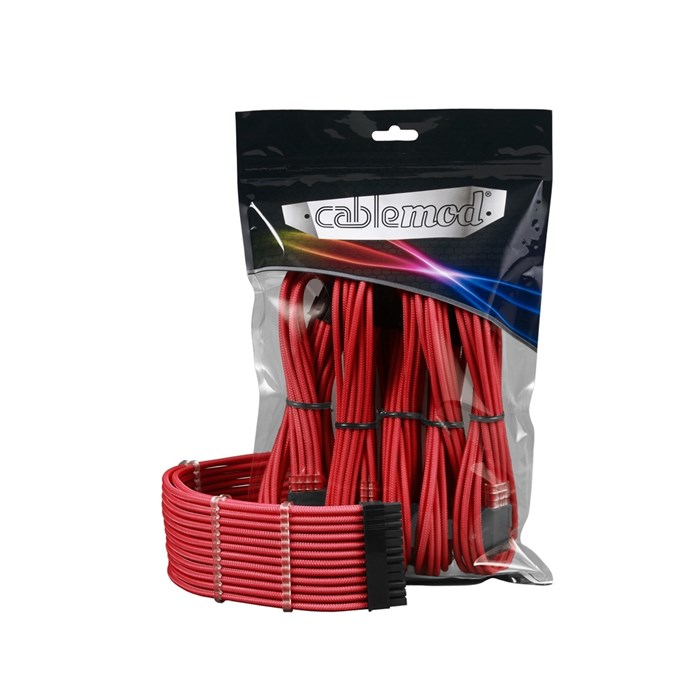 CableMod PRO ModMesh Cable Extension Kit - Red