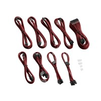 CableMod PRO ModMesh E-Series G3 / G2 / P2 / T2 Cable Kit - Blood Red - pr_268608