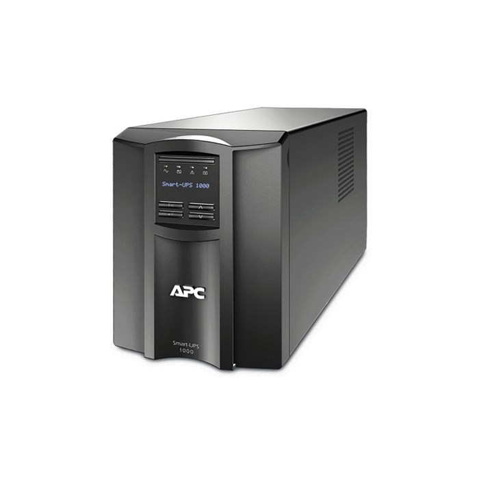 APC Smart-UPS SMT1000I 1000VA/670W Tower UPS