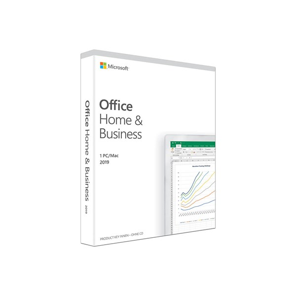 Microsoft Office for Windows and Mac Home and Business 1 User