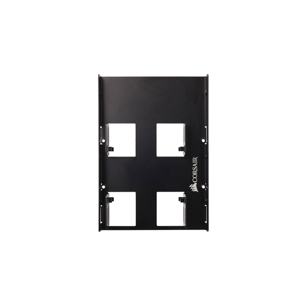 "Corsair CSSD-BRKT2 2.5"" to 3.5"" Dual SSD Mounting Bracket  4"