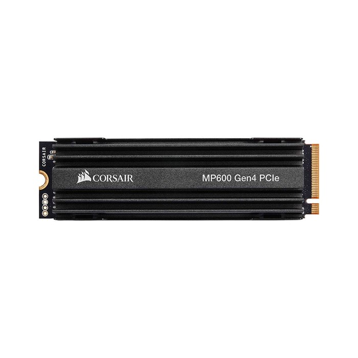 Corsair MP600 500GB PCIe Gen4 M.2 NVME SSD