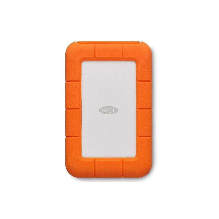 LaCie Rugged Thunderbolt USB Type-C 500GB Portable SSD