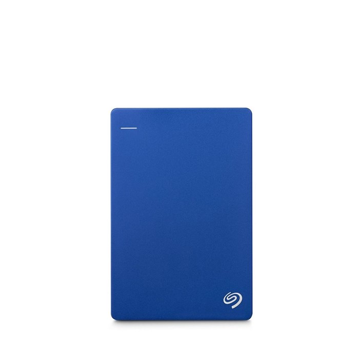 "Seagate Backup Plus Slim 1TB 2.5"" USB3.0 Drive - Blue"