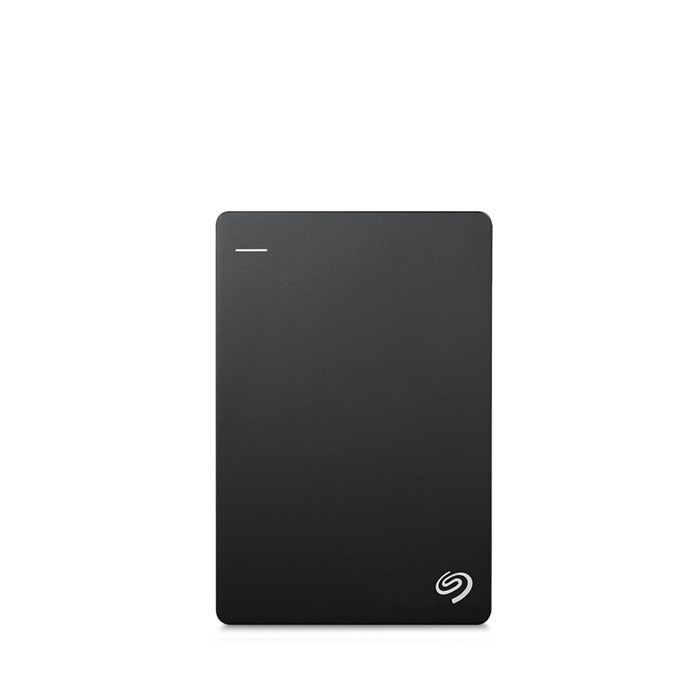 "Seagate Backup Plus Portable 4TB 2.5"" USB3.0 Drive- Black"