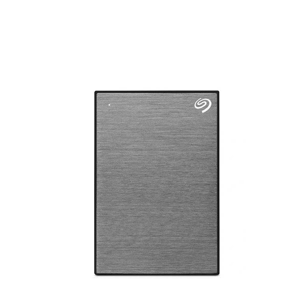 Seagate One Touch 2TB Portable Drive - Space Grey