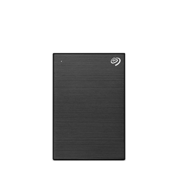 Seagate One Touch 4TB Portable Drive - Black
