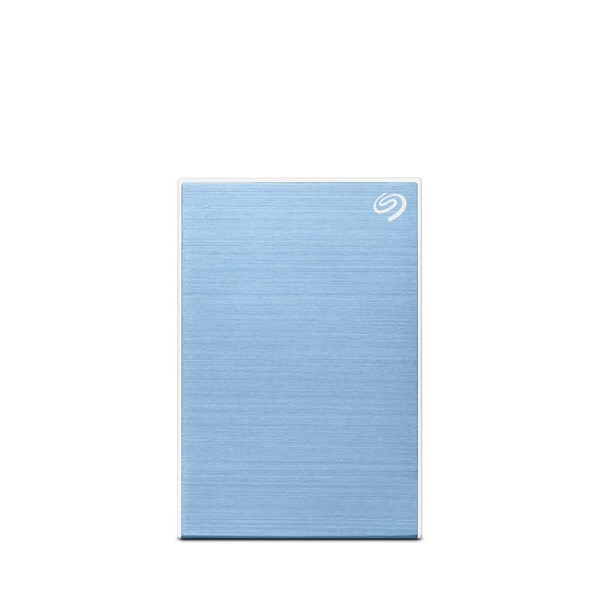 Seagate One Touch 4TB Portable Drive - Blue