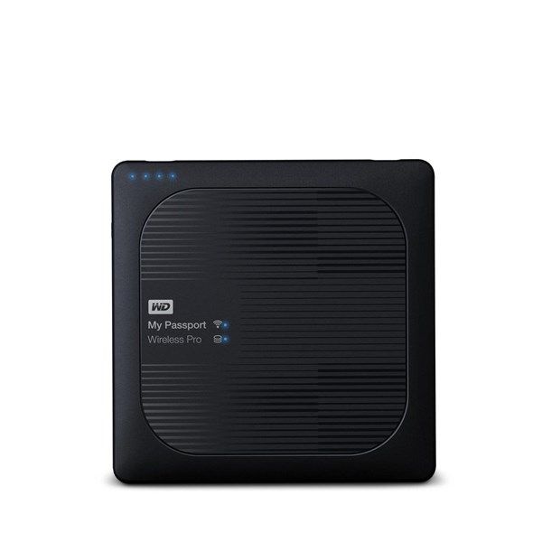 Western Digital My Passport Wireless Pro 3TB USB3.0 External Drive - pr_270429