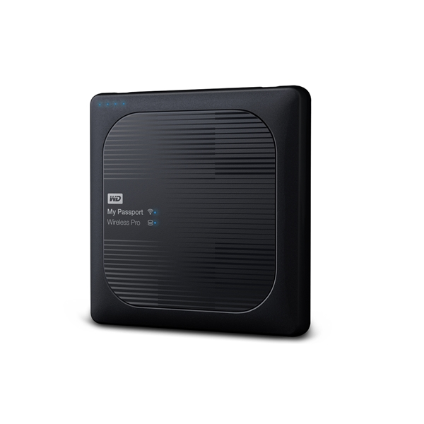 Western Digital My Passport Wireless Pro 3TB USB3.0 External Drive  2