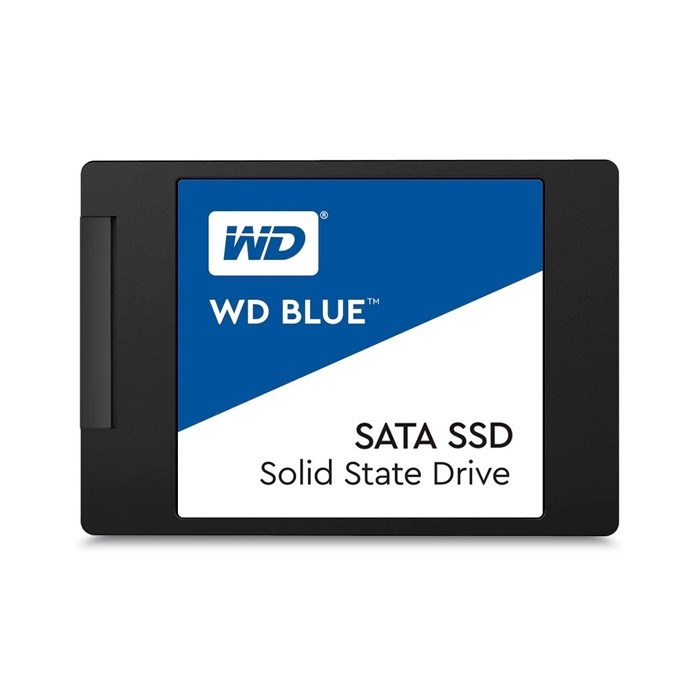 "Western Digital Blue 3D NAND 500GB 2.5"" SSD"