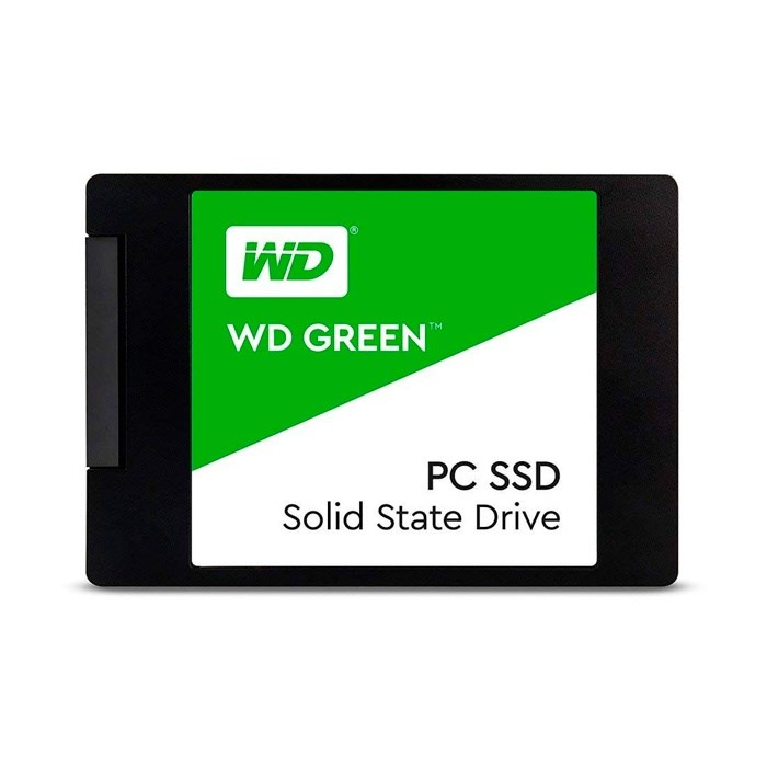 "Western Digital Green 3D NAND 240GB 2.5"" SSD"