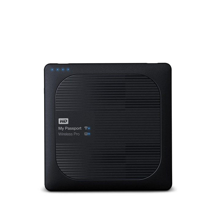 Western Digital My Passport Wireless Pro 4TB USB3.0 External Drive