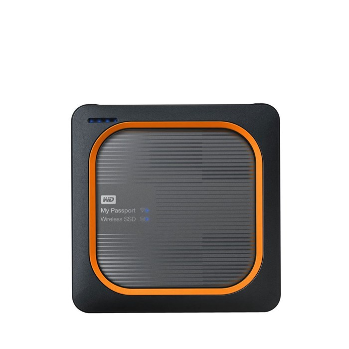 Western Digital MY Passport Wireless SSD 500GB Portable SSD