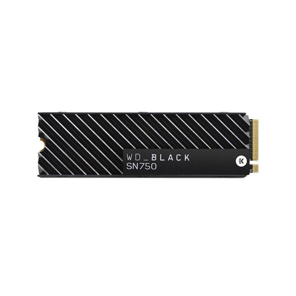 Western Digital Black SN750 1TB M.2 NVMe SSD with Heatsink - pr_280506
