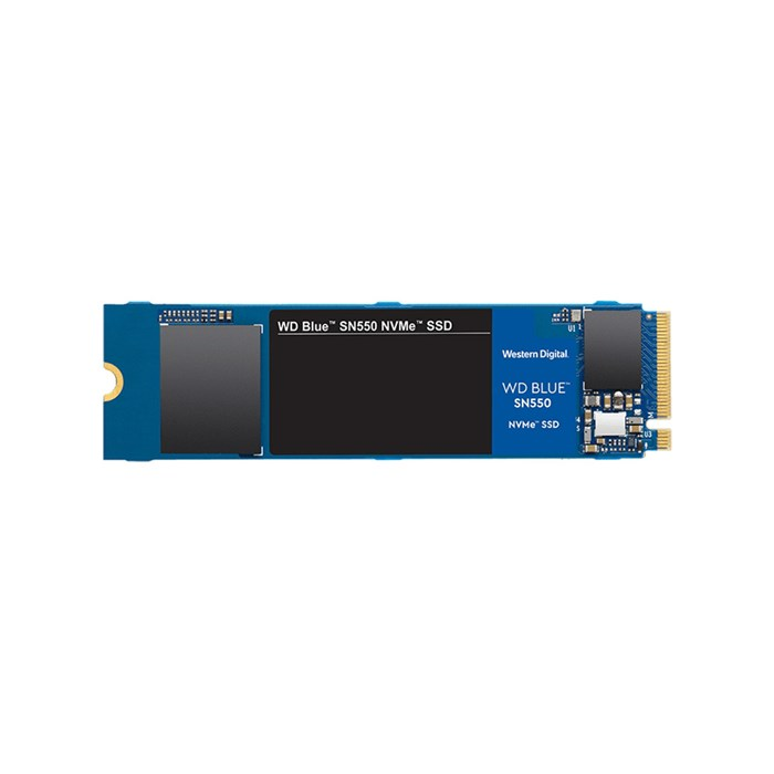 Western Digital Blue SN550 500GB M.2  NVMe SSD