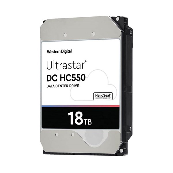 Western Digital Ultrastar 18TB Hard Drive