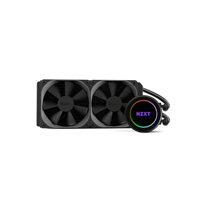 NZXT Kraken X52 High-Performance 240mm RGB AIO Liquid Cooling Kit