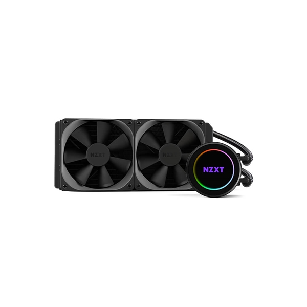 NZXT Kraken X52 High-Performance 240mm RGB AIO Liquid Cooling Kit  1