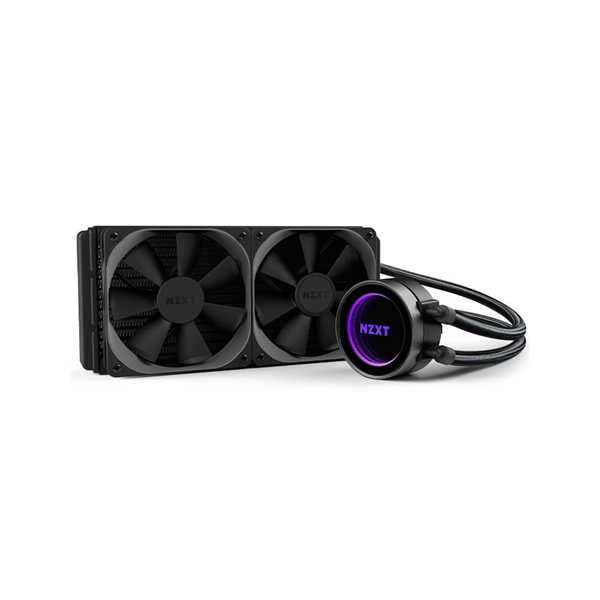 NZXT Kraken X52 High-Performance 240mm RGB AIO Liquid Cooling Kit  2