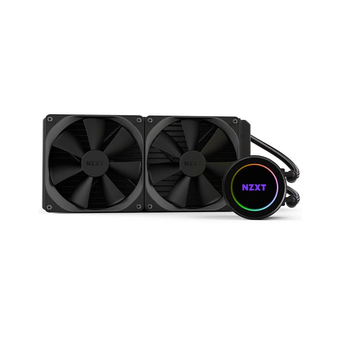 NZXT Kraken X62 High-Performance 280mm RGB AIO Liquid Cooling Kit