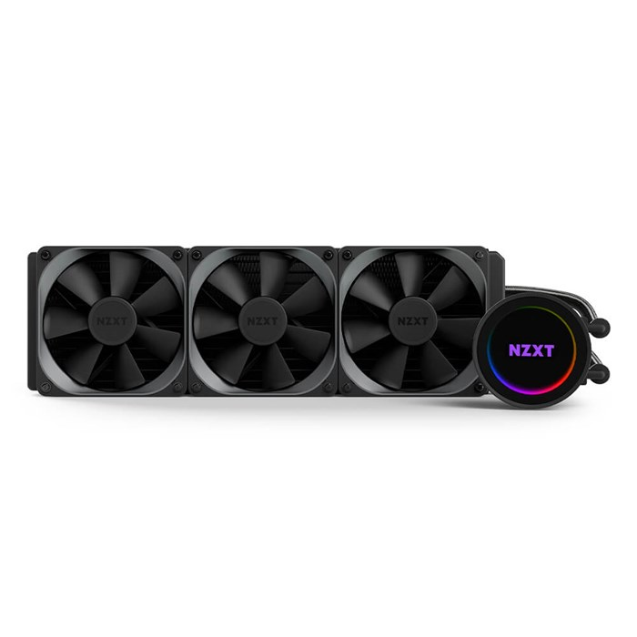 NZXT Kraken X72 High-Performance 360mm RGB AIO Liquid Cooling Kit