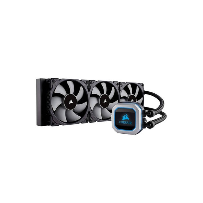 Corsair Hydro Series H150i PRO Advanced RGB 360mm AIO Liquid Cooling Kit