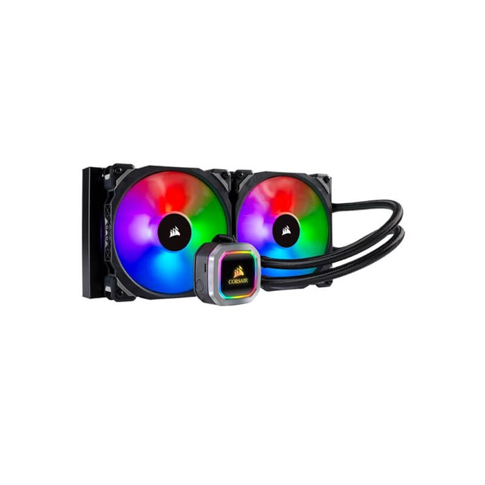 Corsair Hydro Series H115i RGB Platinum AIO Liquid CPU Cooler