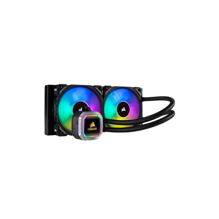 Corsair Hydro Series H100i RGB Platinum AIO Liquid CPU Cooler