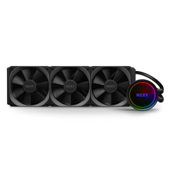 NZXT Kraken X73 High-Performance 360mm AIO Liquid Cooling Kit