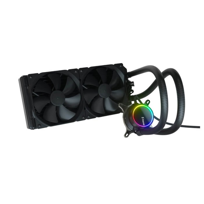 Fractal Design Celsius+ S28 Dynamic ARGB 280mm AIO Liquid CPU Cooler