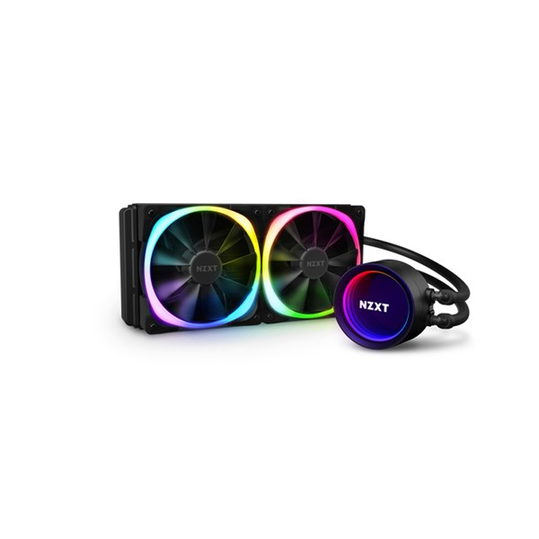 NZXT Kraken X53 240MM Liquid Cooler with RGB Fan