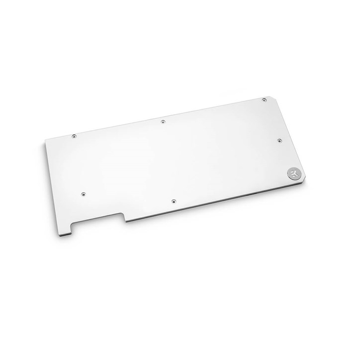 EKWB EK-Vector FTW3 RTX 2080 Backplate - Nickel