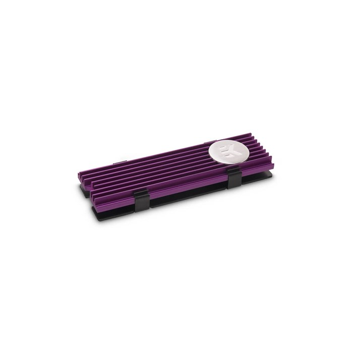 EKWB EK-M.2 NVMe Heatsink - Purple
