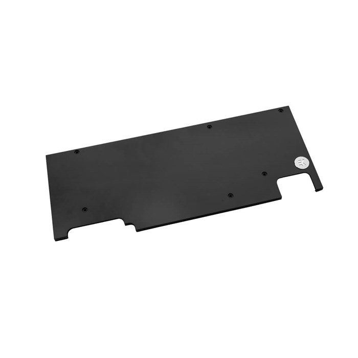 EKWB EK-Vector Aorus RTX 2080 Ti Backplate - Black