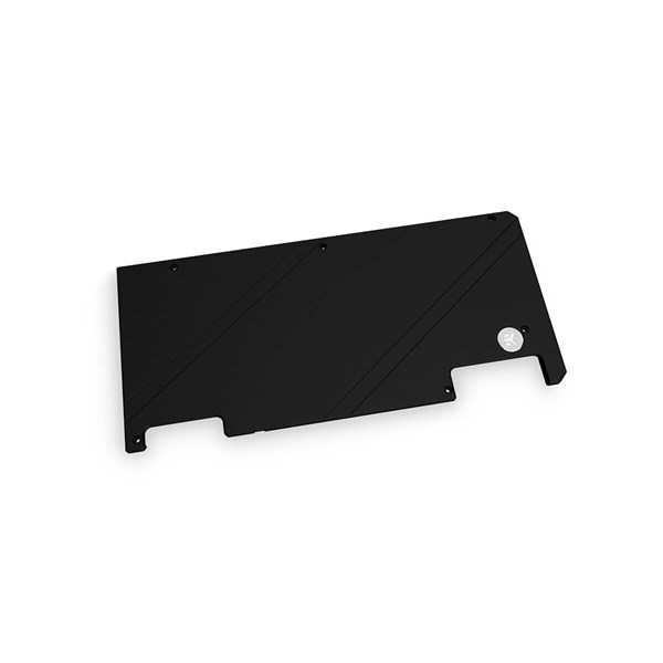 EKWB EK-Quantum Vector Strix RTX 3070/3080/3090 Backplate - Black