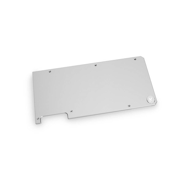 EKWB EK-Quantum Vector Trinity RTX 3080/3090 Backplate - Nickel