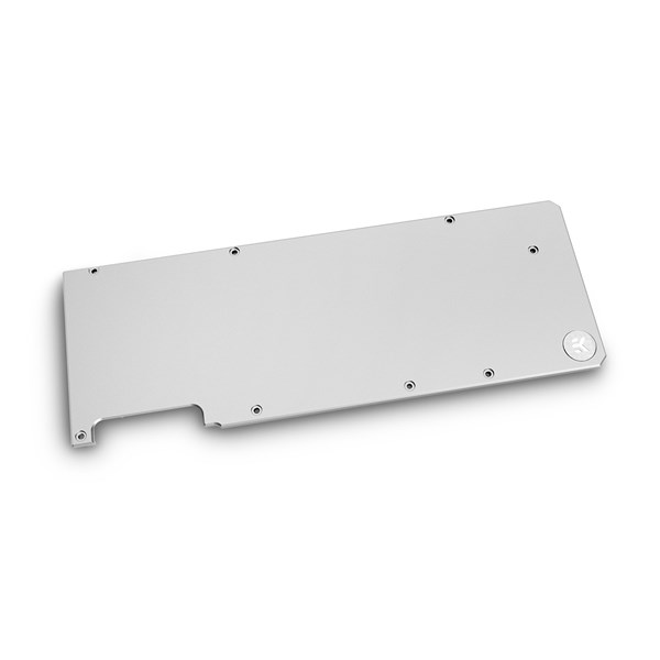 EKWB EK-Quantum Vector XC3 RTX 3080/3090 Backplate - Nickel
