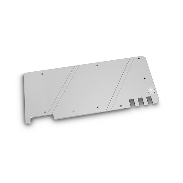 EKWB EK-Quantum Vector Trio RTX 3080/3090 Backplate - Nickel