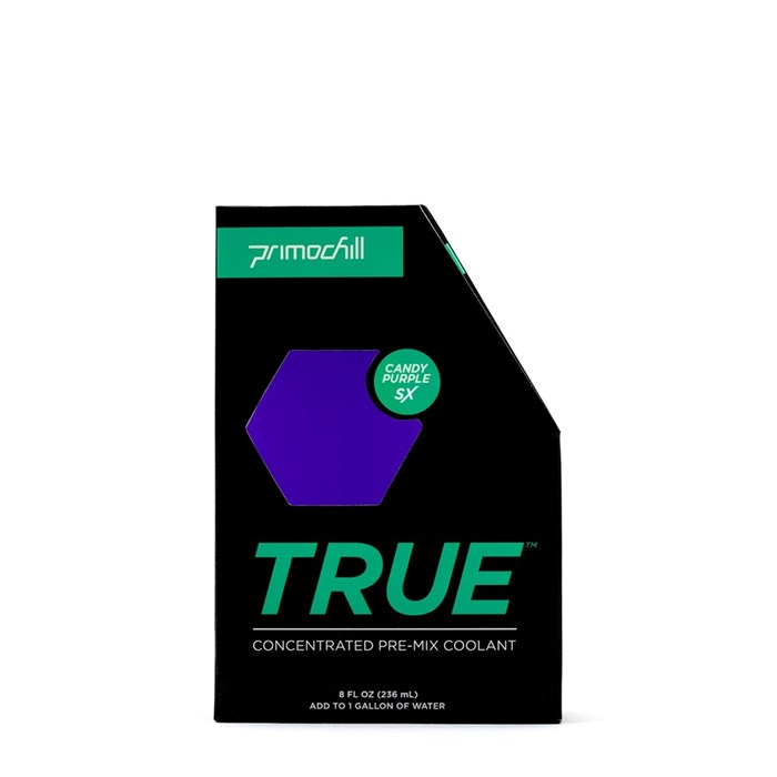 Primochill True Infused - Insanely Concentrated Liquid Pre-Mix 236ML - Candy Purple