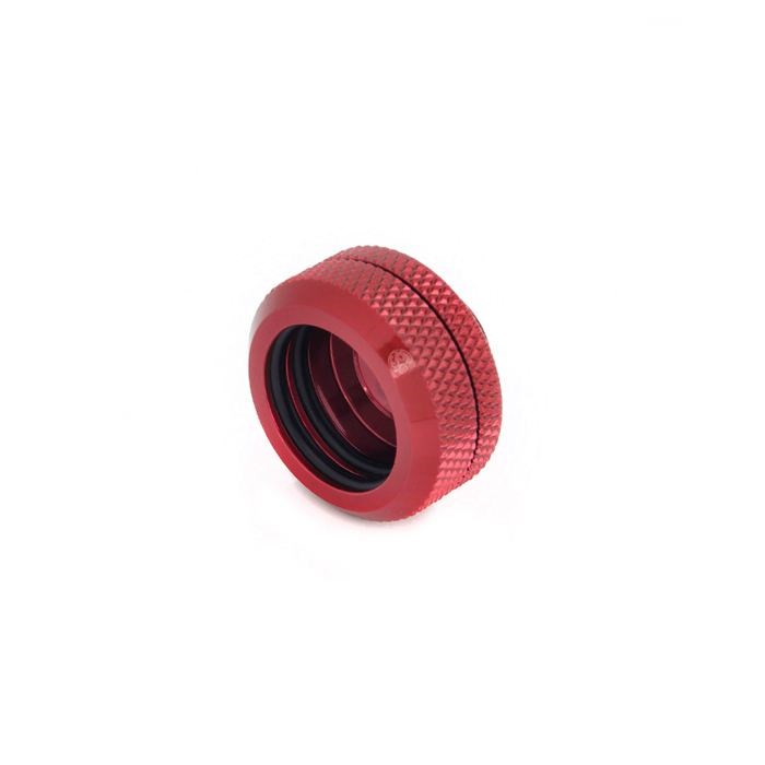 "Bitspower G1/4"" Multi-Link For OD 16mm - Deep Blood Red"