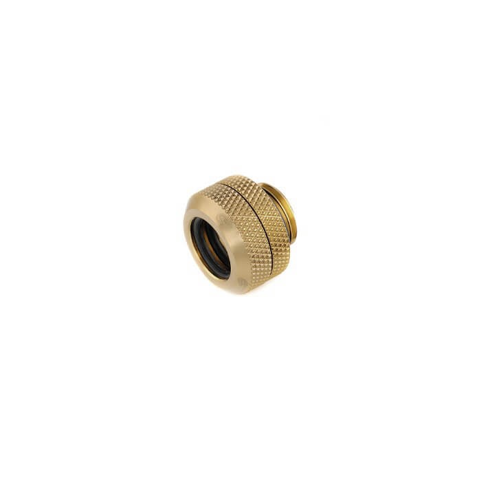 "Bitspower G1/4"" Multi-Link For OD 12mm - True Brass"