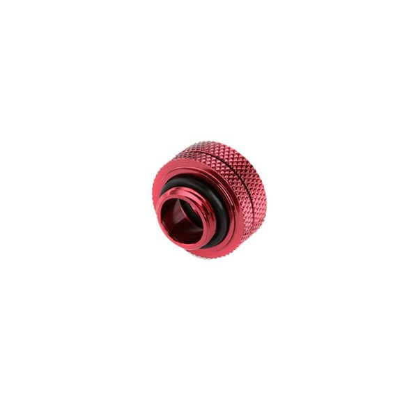 Bitspower Multi-Link Fitting For OD 14mm - Deep Blood Red